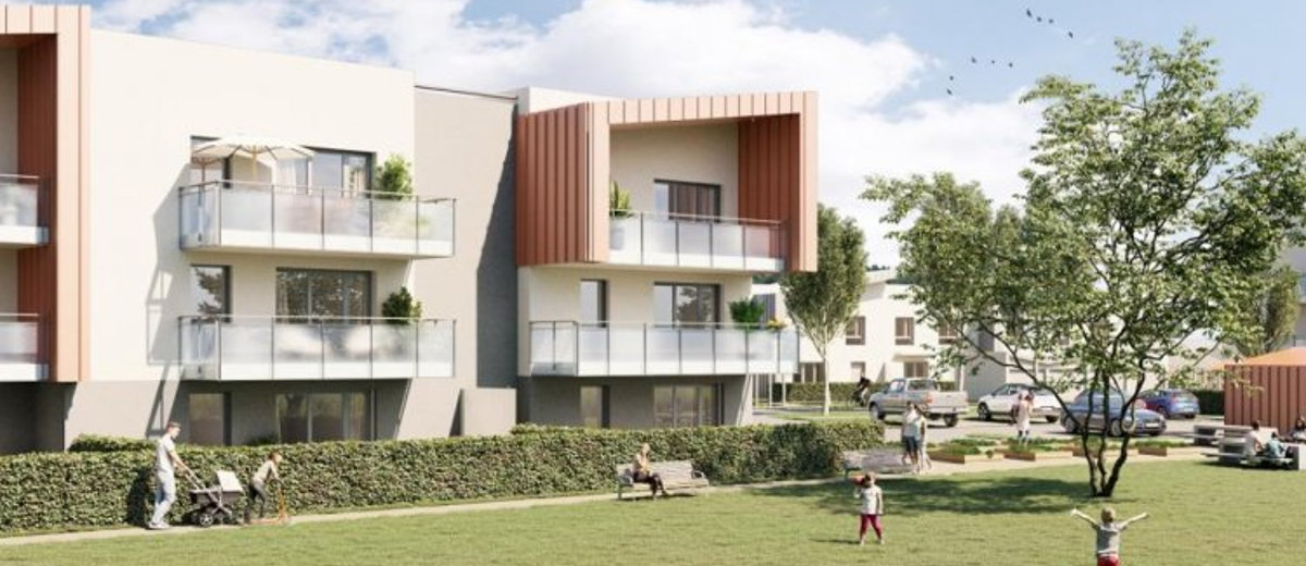 Programme immobilier neuf Beynost centre
