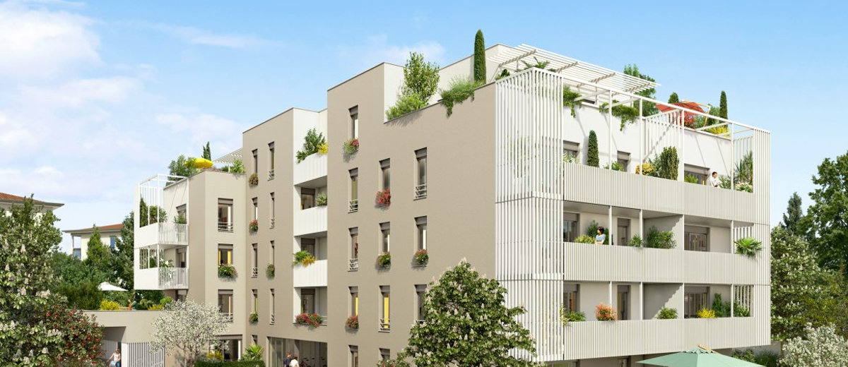 Programme immobilier neuf Francheville centre (69340)