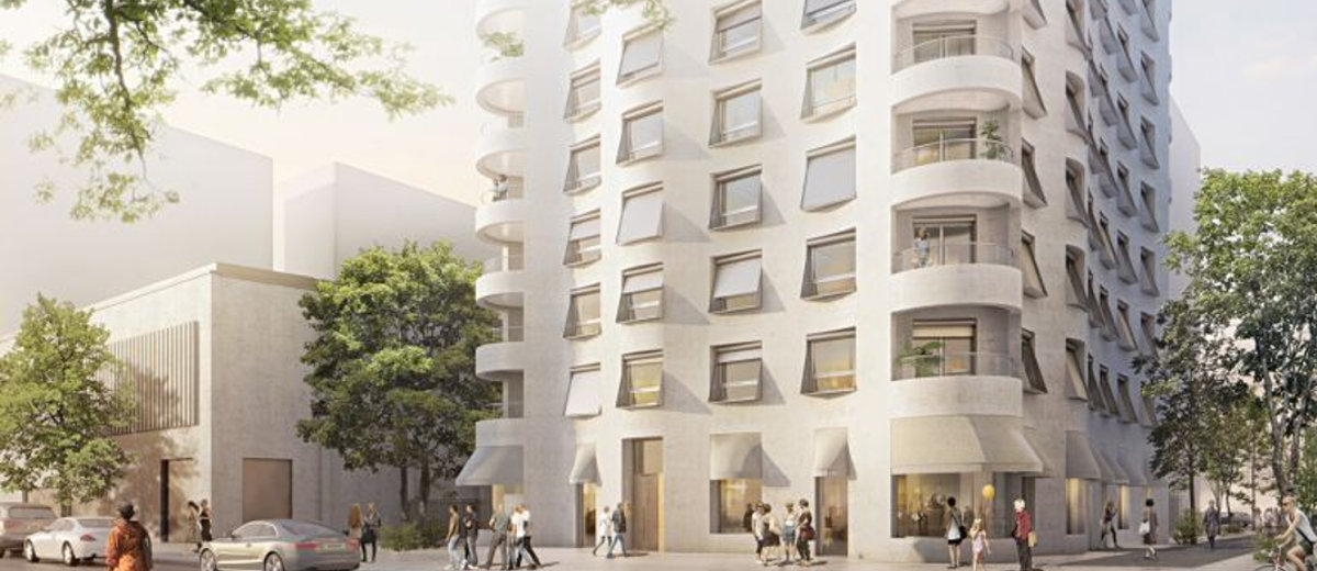 Programme immobilier neuf Lyon 2 Confluence