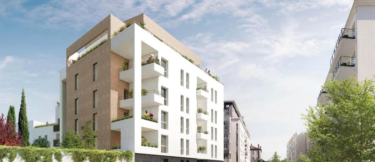Programme immobilier neuf Lyon 9 Vaise