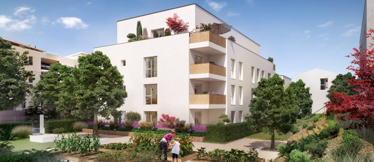 Programme immobilier neuf Vénissieux proche mairie