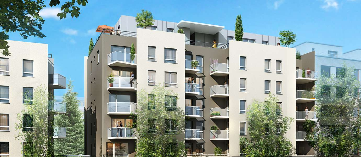 programme immobilier neuf villeurbanne 69100 appartement neuf villeurbanne ultim a. Black Bedroom Furniture Sets. Home Design Ideas