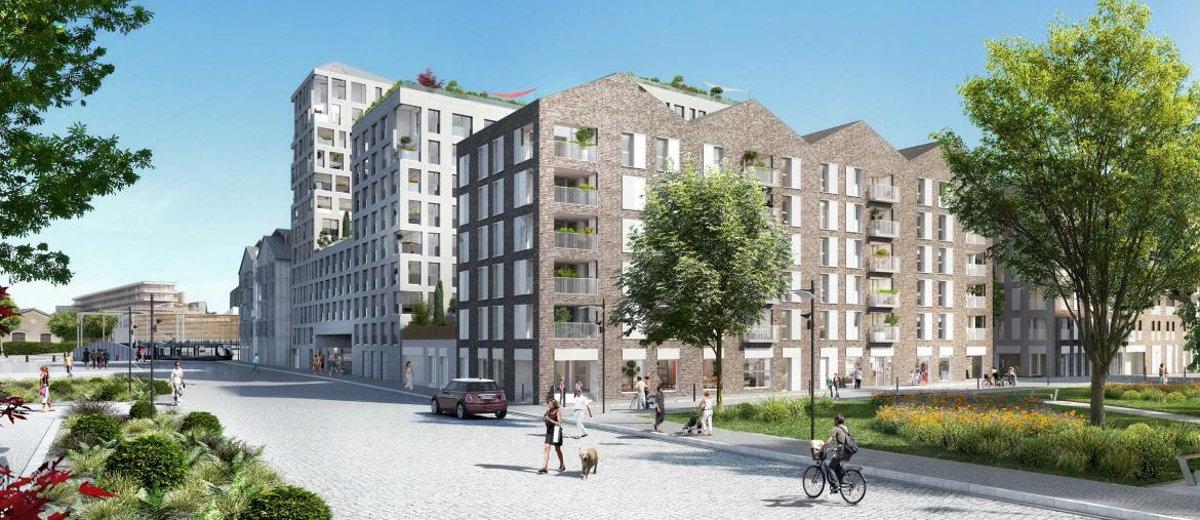 Loi pinel bordeaux 33000 12 programmes neufs for Appartement neuf bordeaux loi pinel