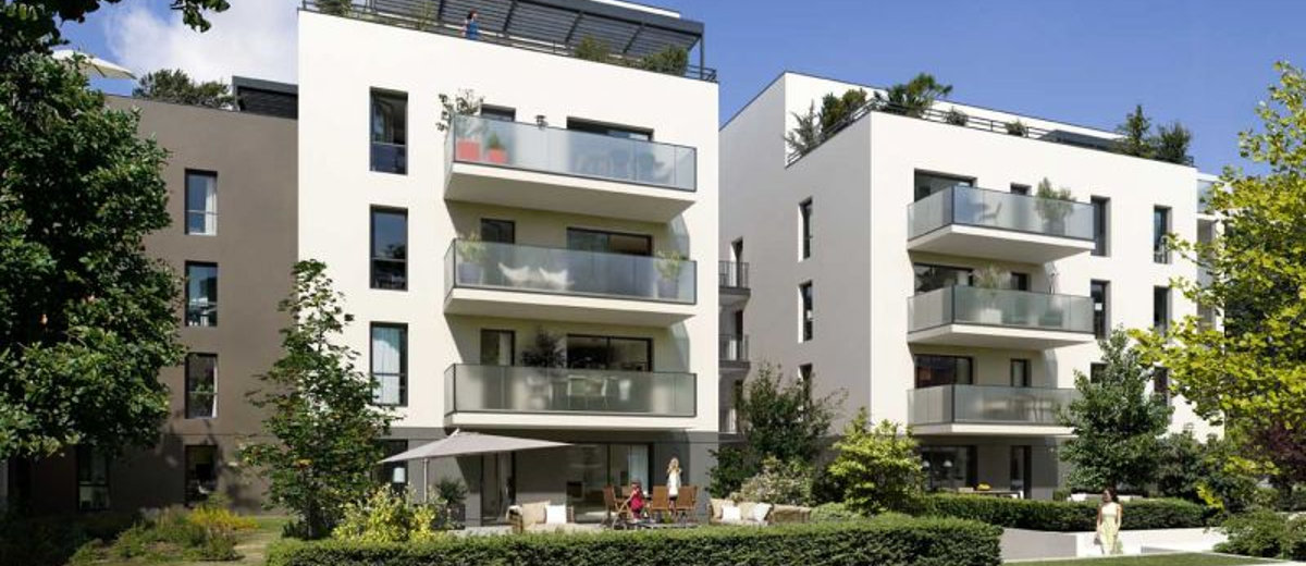 Programme immobilier neuf Lyon 3 Montchat