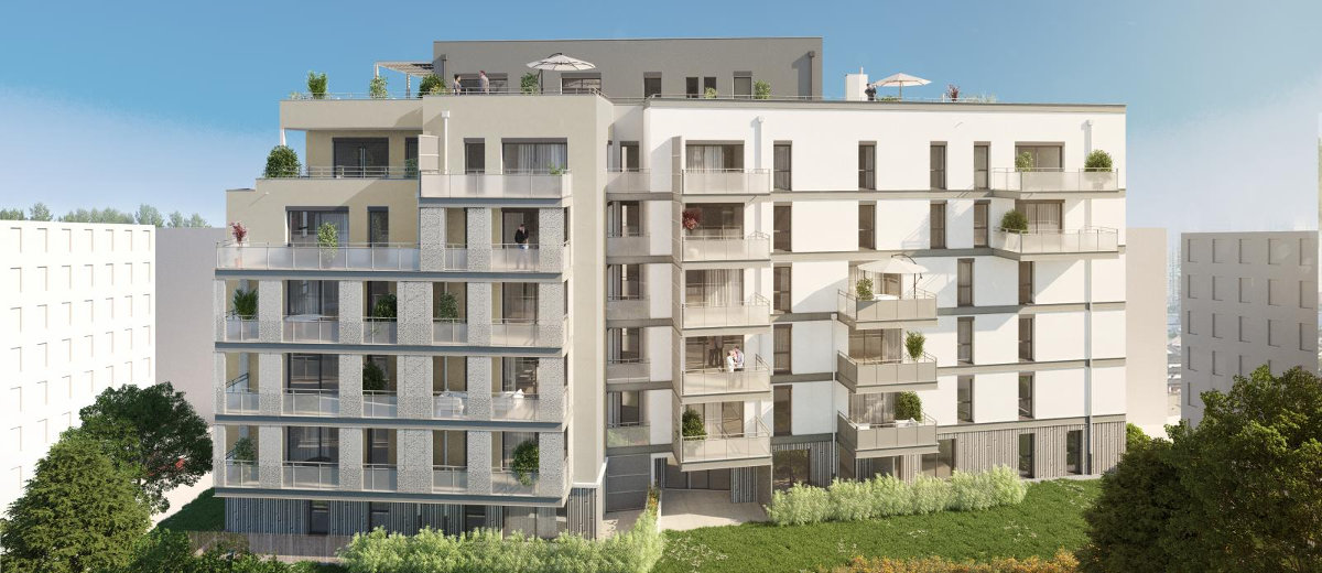 Immobilier neuf Lyon 7 Gerland