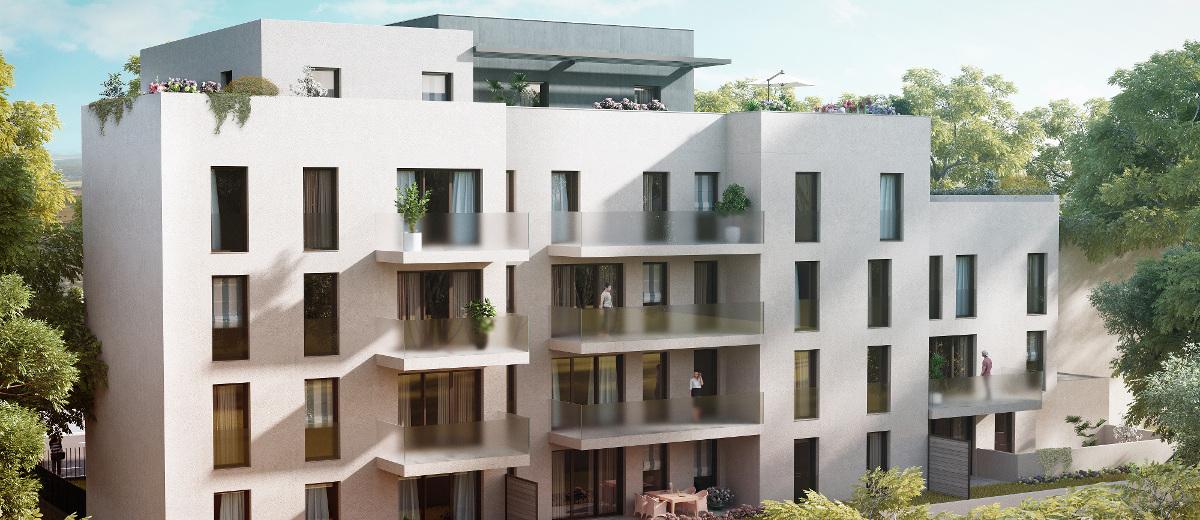 programme immobilier neuf villeurbanne 69100. Black Bedroom Furniture Sets. Home Design Ideas