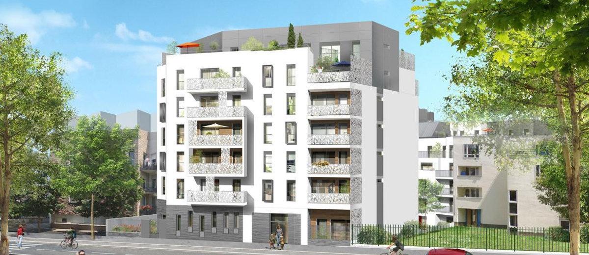 programme immobilier neuf aubervilliers 93300 immobilier neuf aubervilliers ultim a. Black Bedroom Furniture Sets. Home Design Ideas